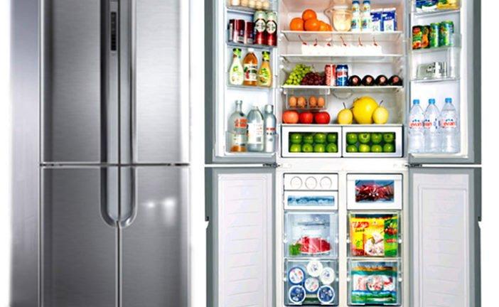 Двокамерні холодильники та їх характеристики