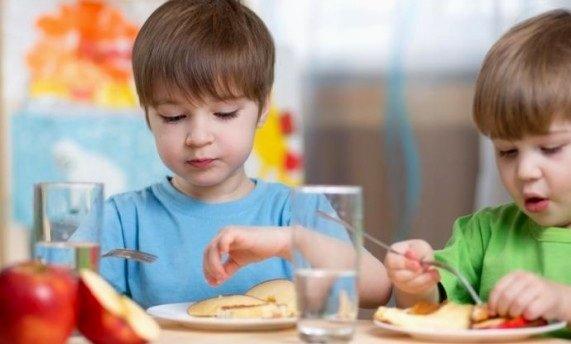 Тернопільська міська рада оплачуватиме 30% вартості харчування дітей у дошкільних навчальних закладах