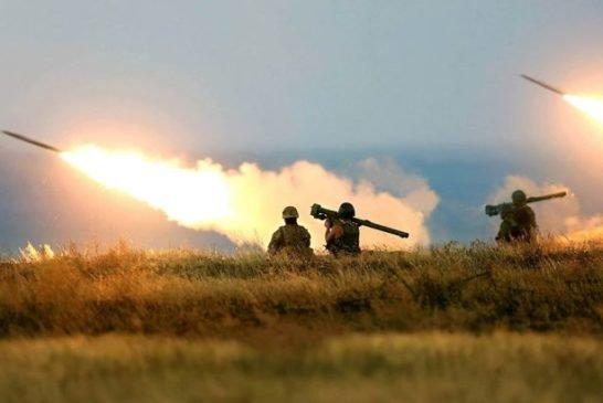 Бойовики пішли в наступ на Донбасі: з'явилося відео кривавої бійні