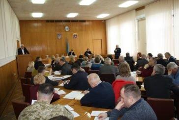 На Тернопільщині обговорили готовність до можливого спалаху коронавірусу та захист населення