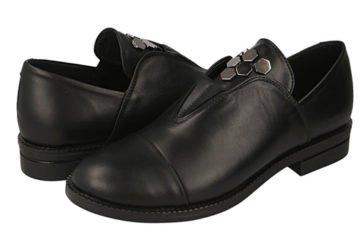 Якісні шкіряні туфлі від Практик