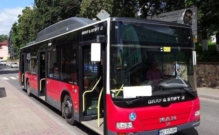 У Тернополі запрацює автобусний маршрут №21