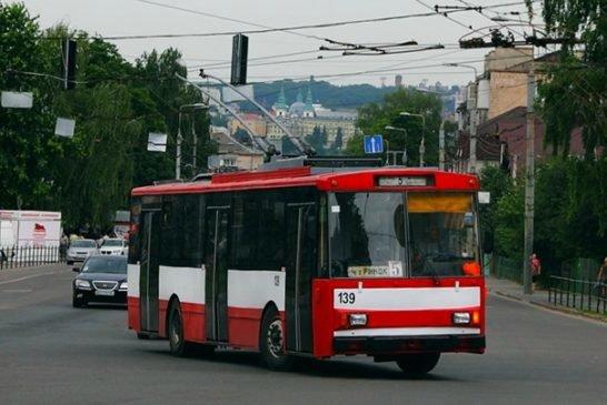 У Тернополі внесли зміни в автобусний маршрут №35 і тролейбусний - №5
