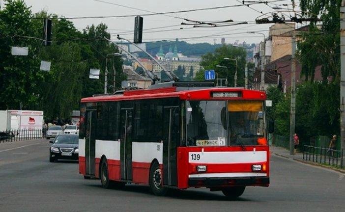 У Тернополі внесли зміни в автобусний маршрут №35 і тролейбусний – №5