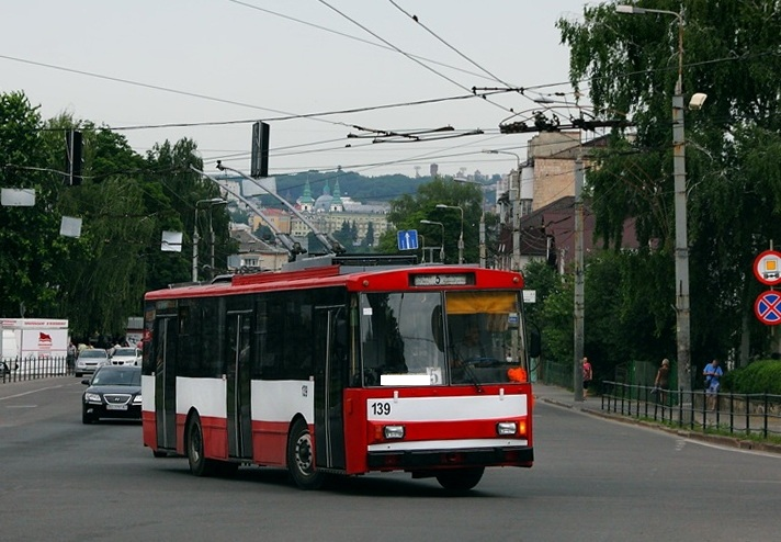 У Тернополі – зміни в руху тролейбусів