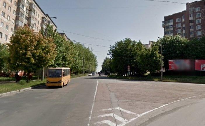 Які дороги у Тернополі відремонтують у цьому році