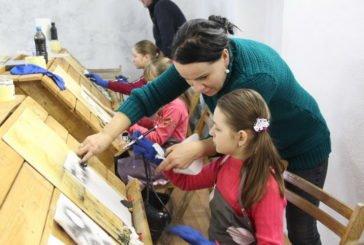 На Тернопільщині працює церковна студія аерографії для дітей