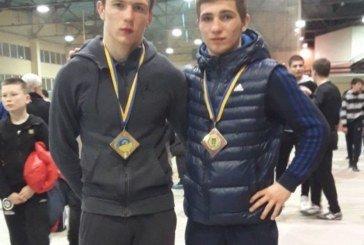 Двоє тернопільських борців – «срібний» та «бронзовий» в Україні