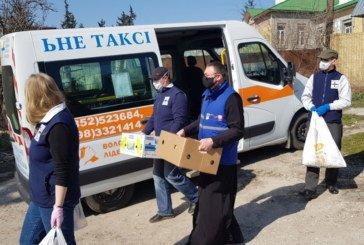 На Тернопільщині безпритульних пригощають обідами в умовах карантину