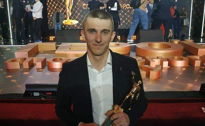 Дмитро Підручний прославив Тернопілля, ставши сенсацією року
