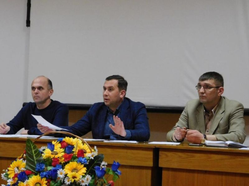 На Тернопільщині подбають про ветеранів футболу