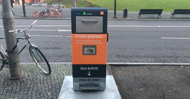 У Берліні «розумними» стали сміттєві баки