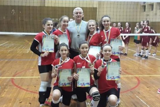 Волейболістки Тернопільського «Інваспорту» - срібні призерки молодіжного чемпіонату України