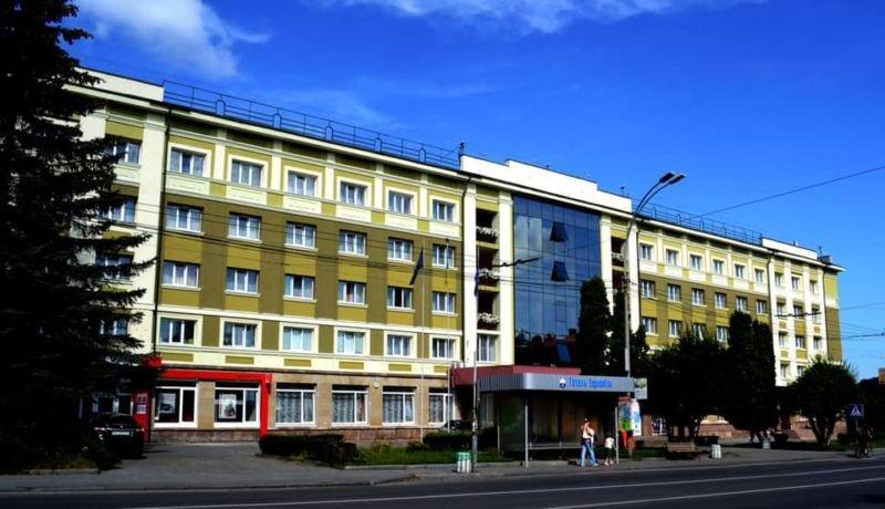 Тернопільський готель готовий безкоштовно прийняти на ночівлю медиків