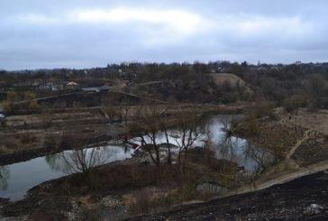 «Не дамо знищити нашу річку!»: у Скалі-Подільській на Тернопільщині місцеві жителі проти перегородження русла Збруча (фото)