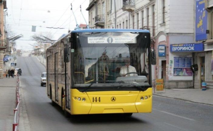Розклади руху спеціальних перевезень тролейбусами та автобусами у Тернополі у робочі дні