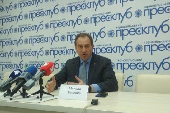 Микола ТОМЕНКО: «Я хаос, анархію бачив у нашій країні, але такого маразму - ні»