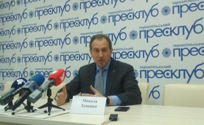 Микола ТОМЕНКО: «Я хаос, анархію бачив у нашій країні, але такого маразму – ні»