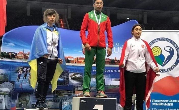 Тернополянка двічі тріумфувала на чемпіонаті світу з легкої атлетики