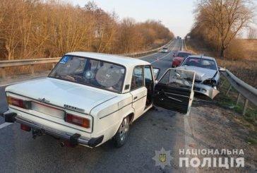 В автопригоді на Тернопільщині загинув 75-річний пасажир