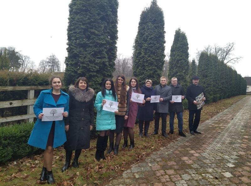 Шумська громада долучається до всеукраїнської акції «1000000 дерев за 24 години» (ФОТО)