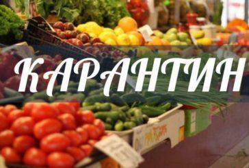 У Тернополі на час карантину скасовують проведення сільськогосподарських ярмарків