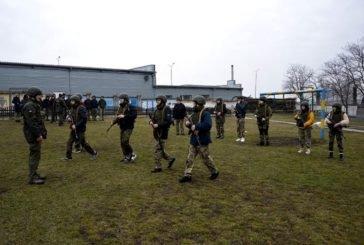 Тернопільські школярі вчились рятувати поранених (ФОТО)