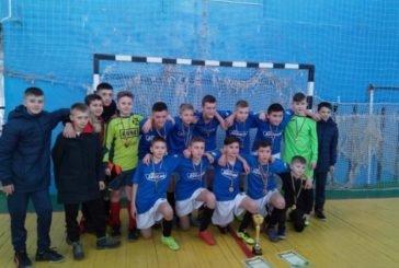 Переможцем чемпіонату області з футзалу серед юнаків U-13 стала команда Тернопільської ДЮСШ