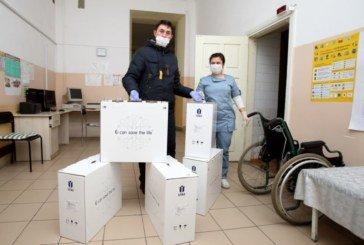 У Тернополі невідомий благодійник купив обладнання для лікарні