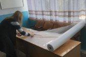 Мешканці громади на Тернопільщині взялись самотужки шити захисні костюми