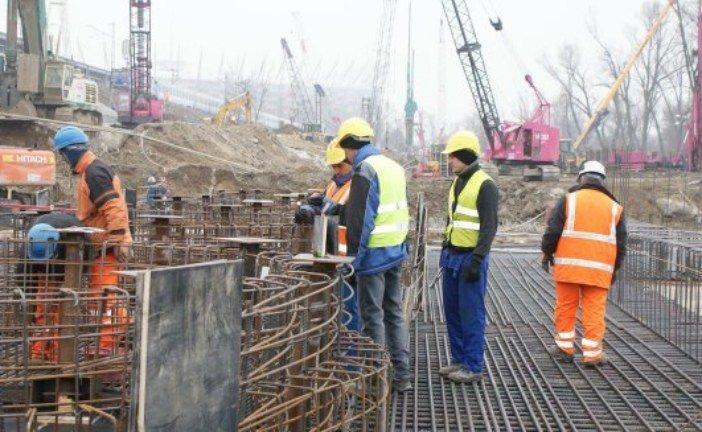 Польщу покинув кожен п'ятий український будівельник