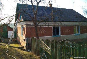 Трагедія на Шумщині: в пожежі загинули двоє людей