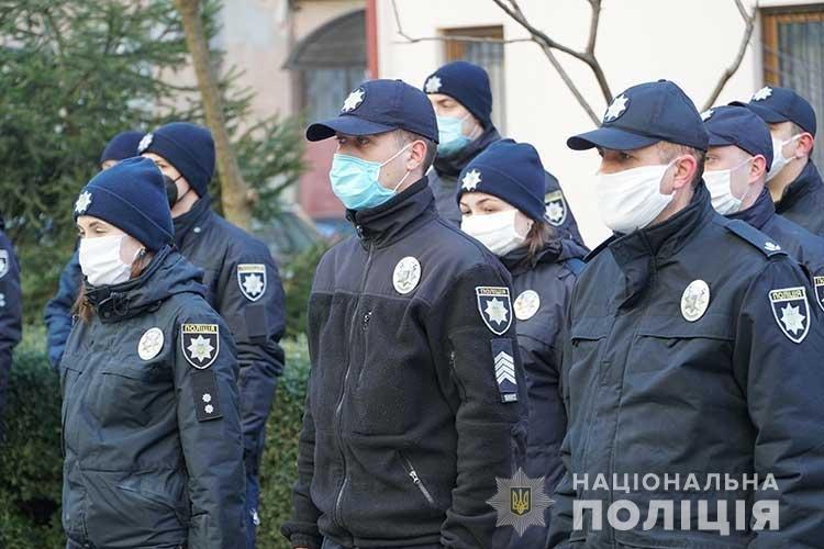 На Тернопільщині у Великодні свята нестимуть службу майже 600 поліцейських та військовослужбовців