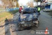 На Тернопільщині у трьох ДТП травмувалися шестеро людей