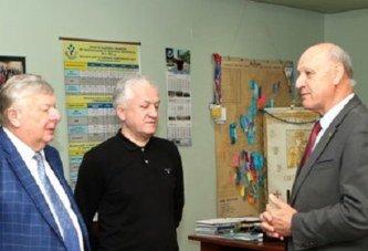 Благодійники передали засоби захисту від COVID-19 для тернопільських лікарень