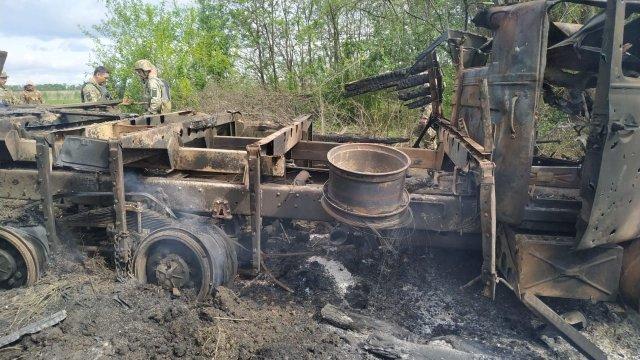 Російські окупанти атакували ЗСУ на Донбасі: загинув військовий, багато поранених