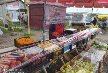 На Тернопільщині відкрився ще один ринок, але м'ясом і молоком не торгують