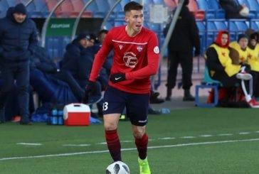 Ще один український футболіст заразився COVID-19