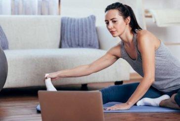 Тернопільські тренери проводять спортивні тренування в режимі онлайн