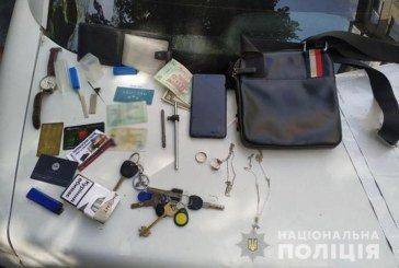 У Тернополі затримали кримінальне тріо зі Львівщини: обкрадали квартири (ФОТО)