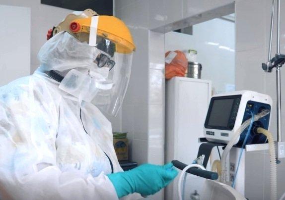 У лікарнях Тернополя зросла кількість хворих на COVID-19