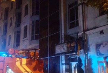 У центрі Тернополя пожежні рятували паб (ФОТО)
