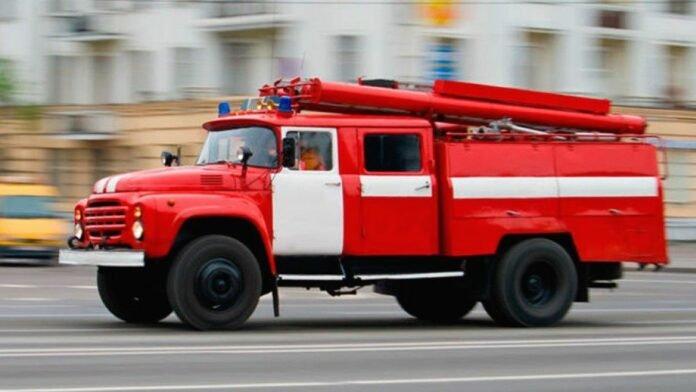 У центрі Тернополя гасили пожежу в пабі