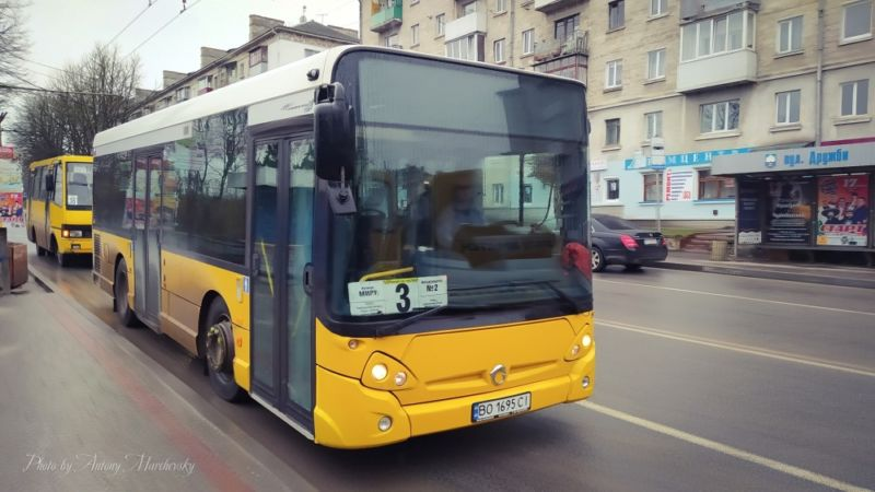 Муніципальна інспекція здійснюватиме контроль за системою оплати проїзду у громадському транспорті Тернополя