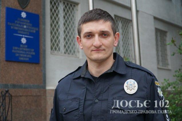 Керівник Бережанського відділу поліції під час ранкової пробіжки затримав озброєного зловмисника