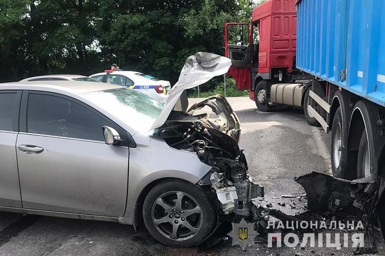 На Тернопільщині в аваріях двоє людей загинуло, четверо – травмувалися