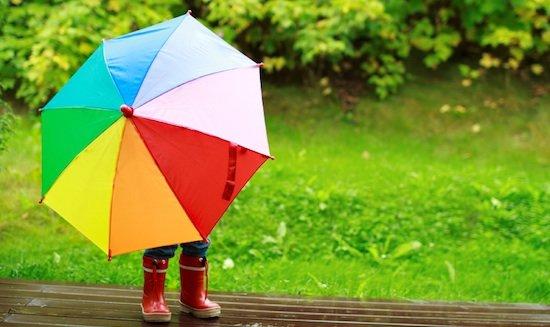 …І четвергова погода не вельми буде схожа на літню
