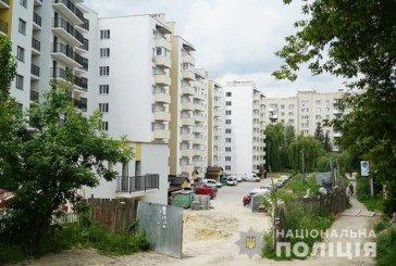 Злодія під час крадіжки затримали в Тернополі