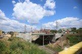Тернопільська об'їзна: як ремонтують міст і коли відновлять рух (ФОТО)