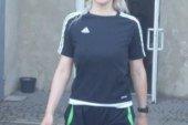Арбітром футбольного матчу на Тернопільщині була жінка: впоралася на відмінно (ФОТО)